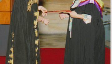Karen graduation 2014