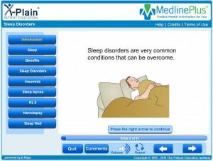 Sleep Disorder 2014