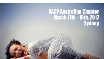 AACP Australia Chapter 6th International Symposium