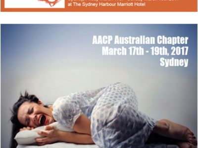 AACP Australia Chapter 6th International Symposium
