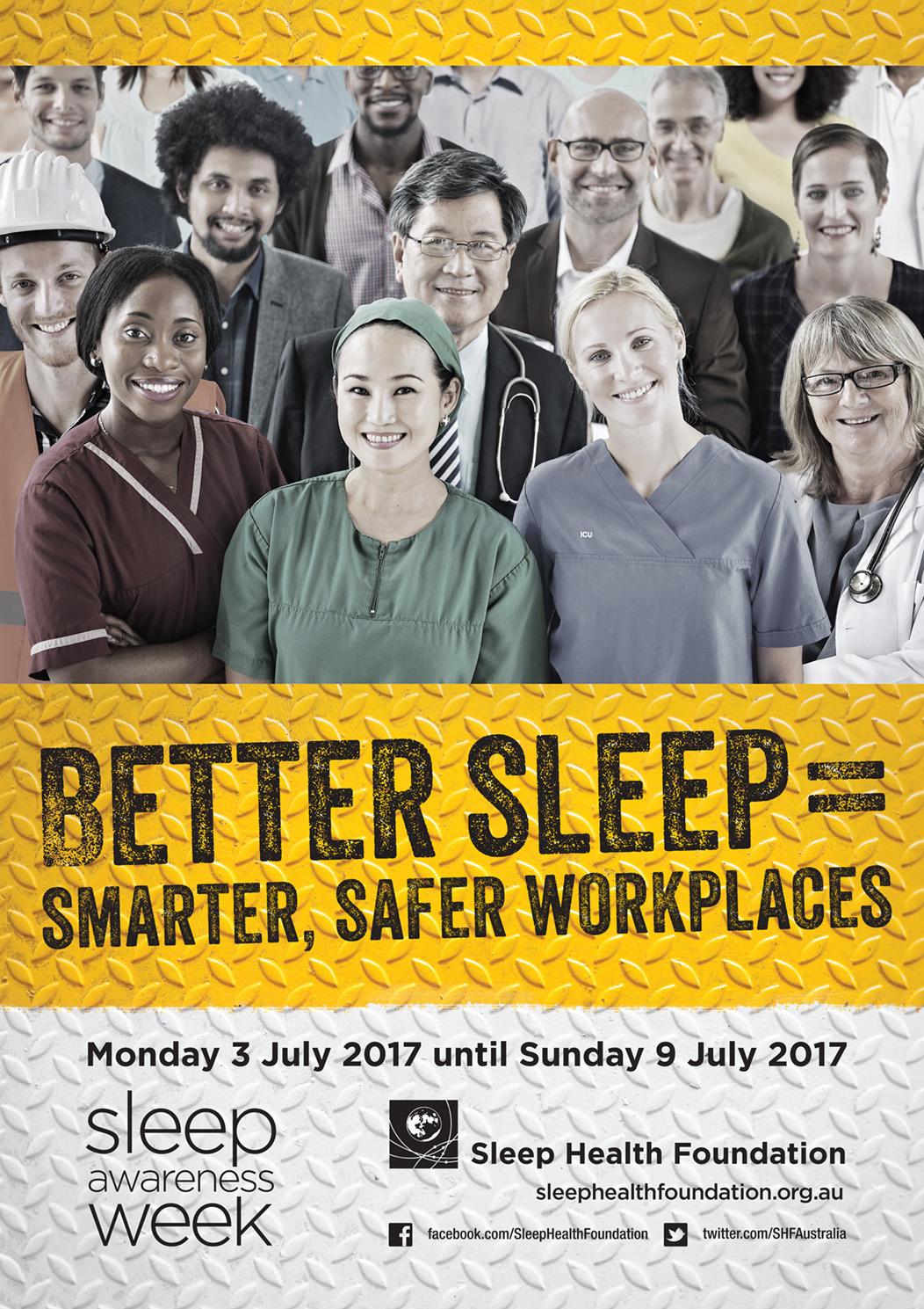 Sleep Awareness Week!