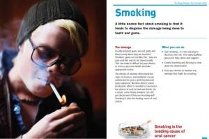DHW smoking