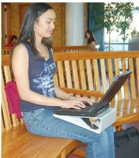 Ergonomic tips for laptop users