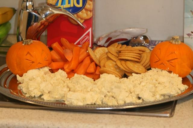 spew pumpkin