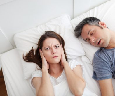 Sleep apnea ruining sleep