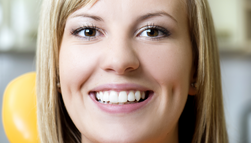 Teeth Whitening with McCloy Dental