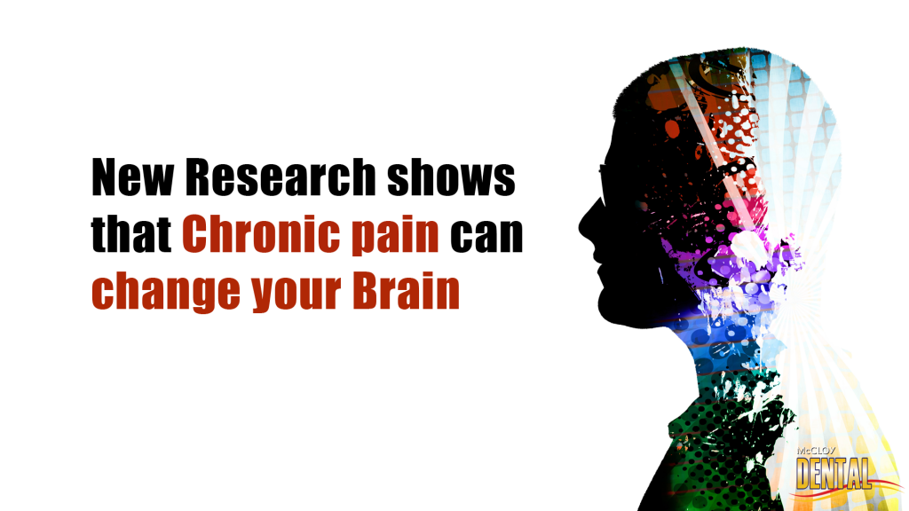 Chronic pain and brain changes